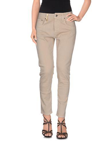 Фото - Джинсовые брюки от JIJIL цвет песочный