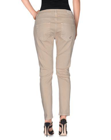 Фото 2 - Джинсовые брюки от JIJIL цвет песочный