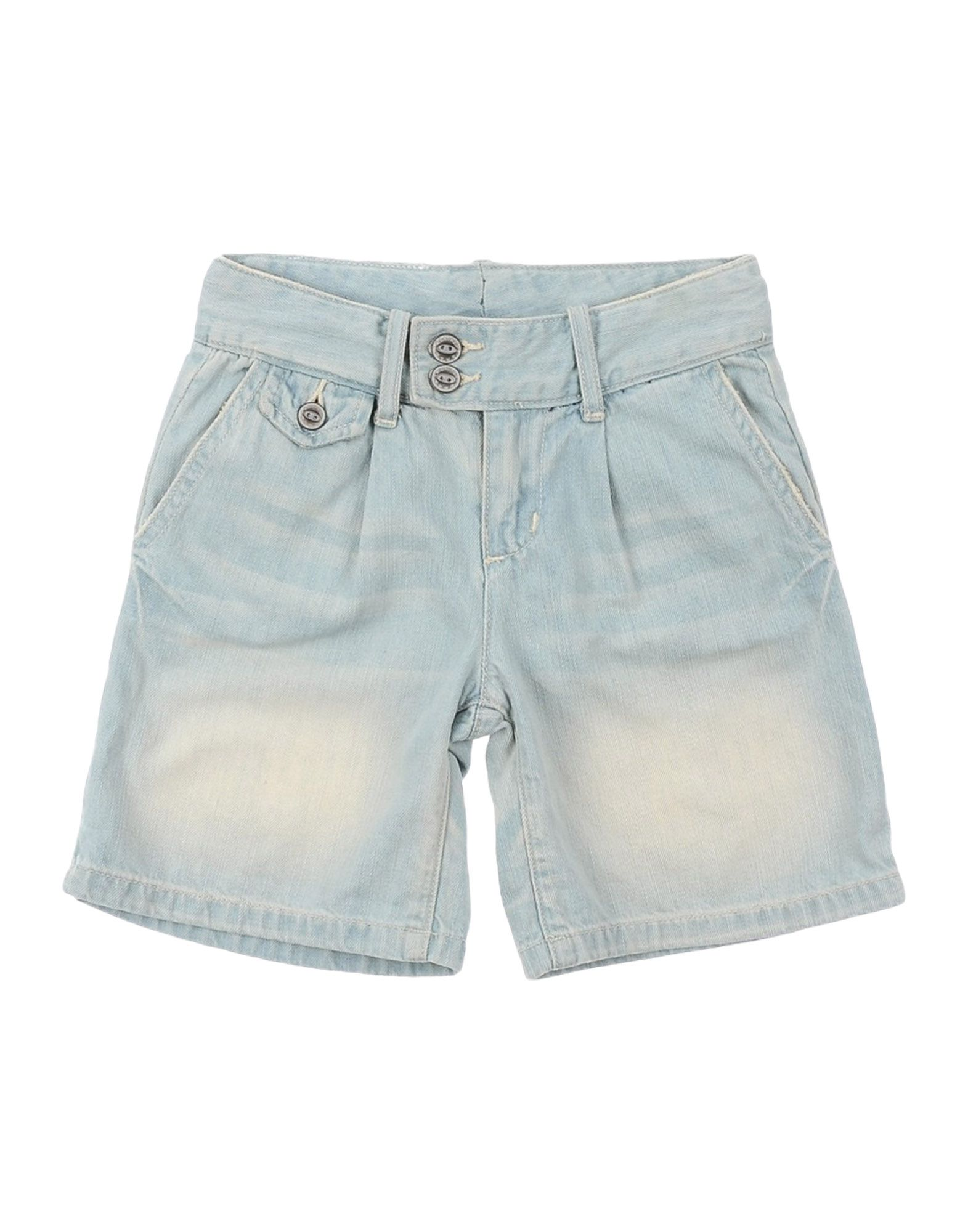 RALPH LAUREN Denim bermudas