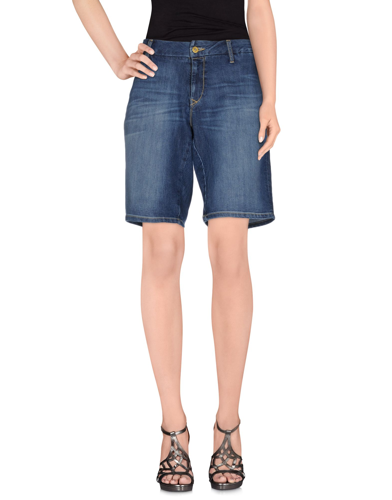 TOMMY HILFIGER DENIM Джинсовые бермуды футболка tommy hilfiger denim tommy hilfiger denim to013ewtpb98