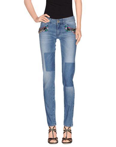 Foto GLAM CRISTINAEFFE Pantaloni jeans donna