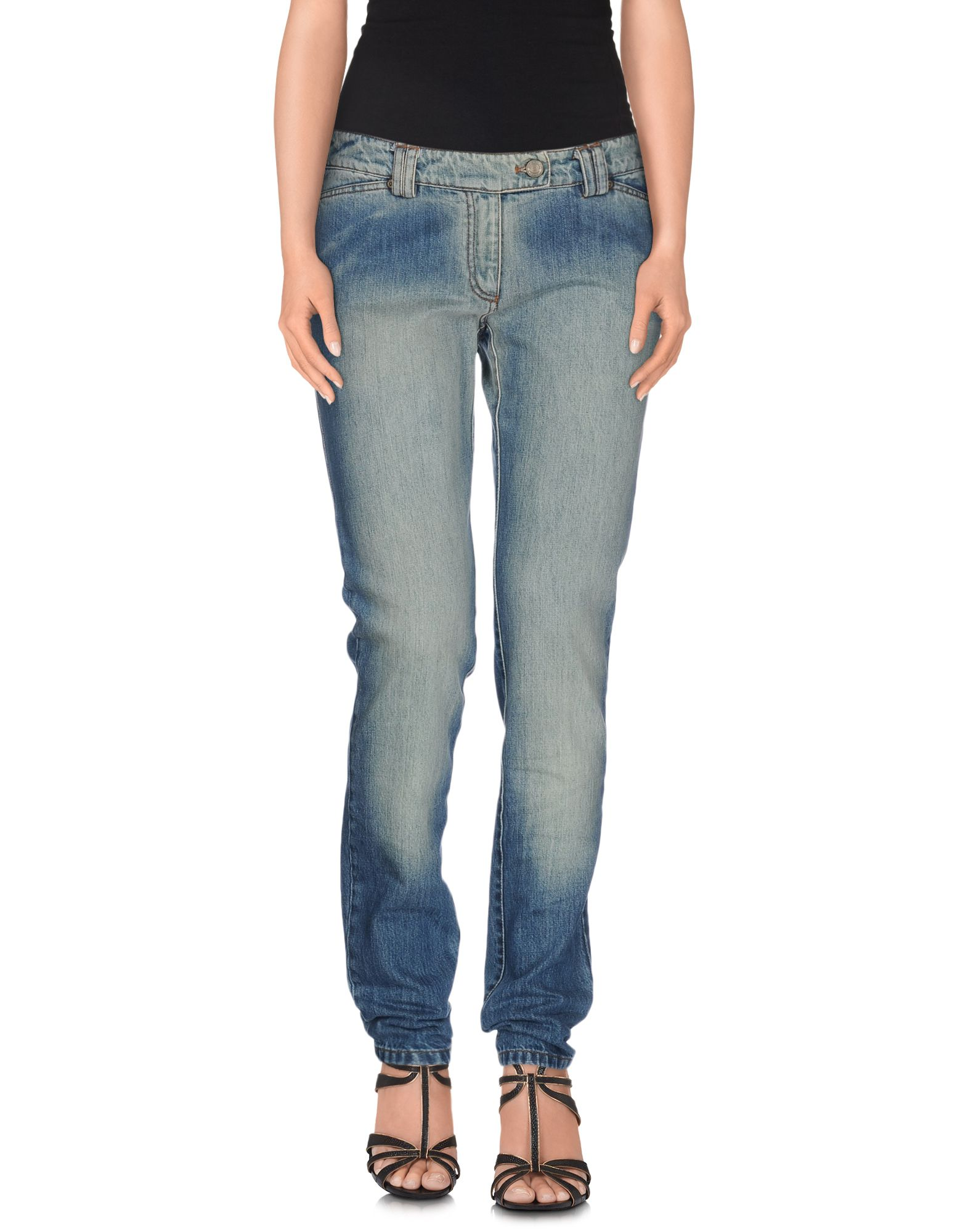 где купить ERMANNO DAELLI Джинсовые брюки по лучшей цене
