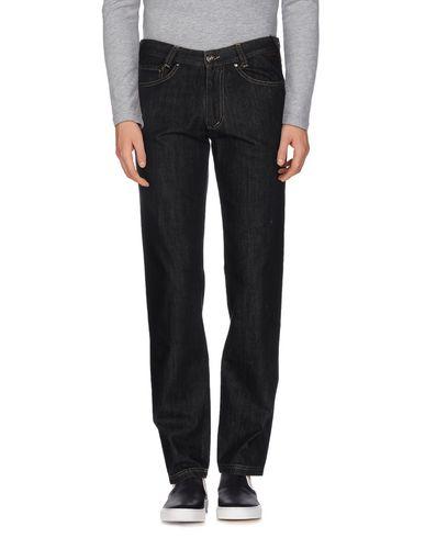 Фото - Джинсовые брюки от BETWOIN черного цвета