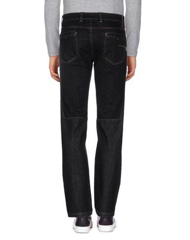 Фото 2 - Джинсовые брюки от BETWOIN черного цвета