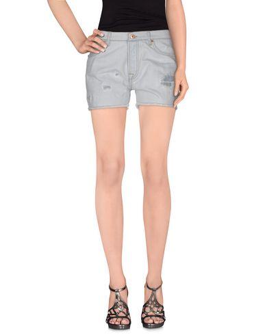 MANUEL RITZ Short en jean femme