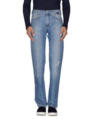 Фото - Джинсовые брюки от BETWOIN синего цвета