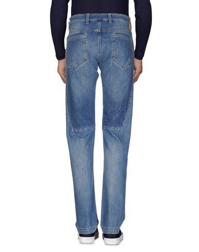 Фото 2 - Джинсовые брюки от BETWOIN синего цвета