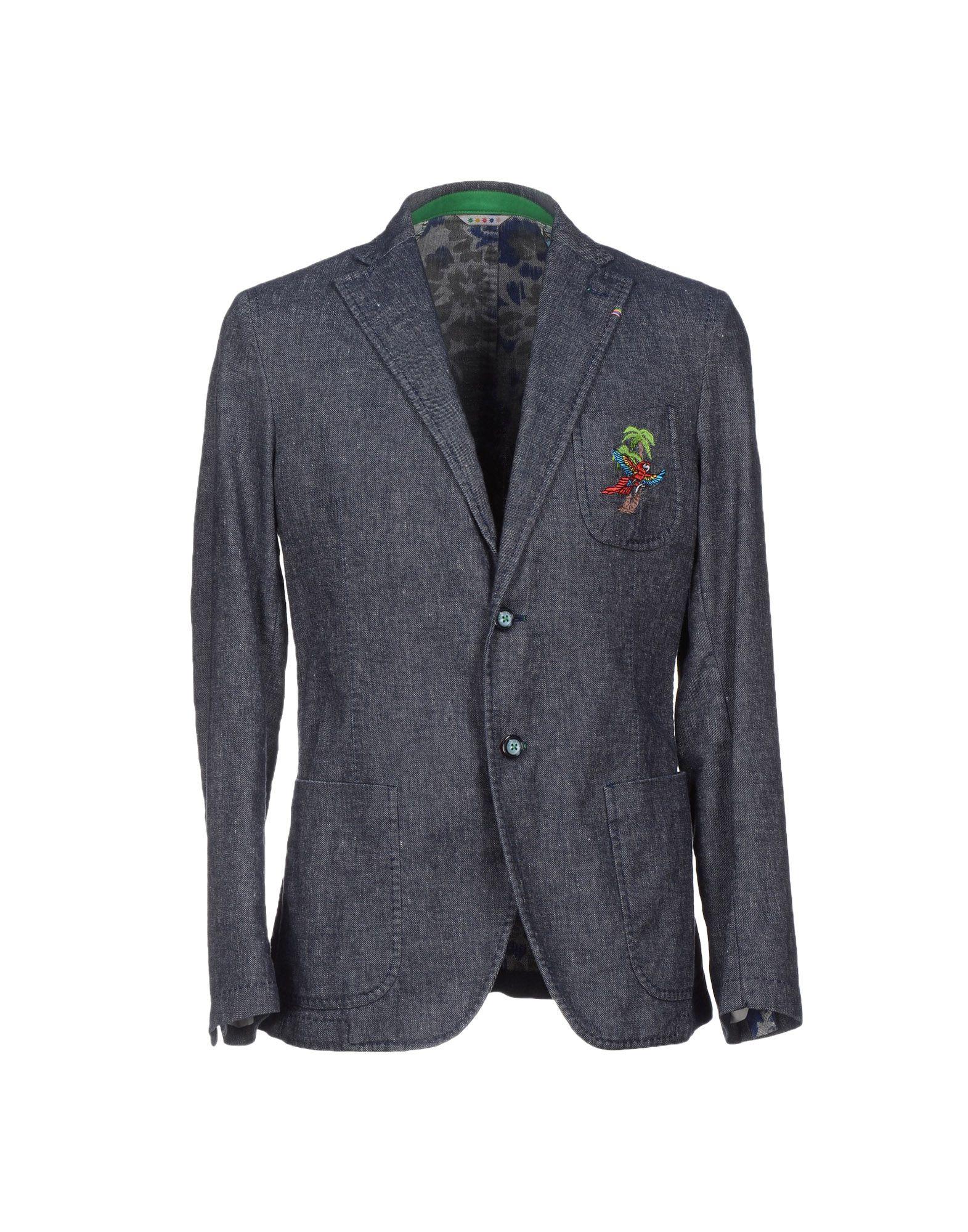 Manuel Ritz Denim Outerwear