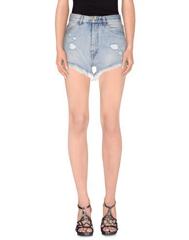Foto DENNY ROSE Shorts jeans donna