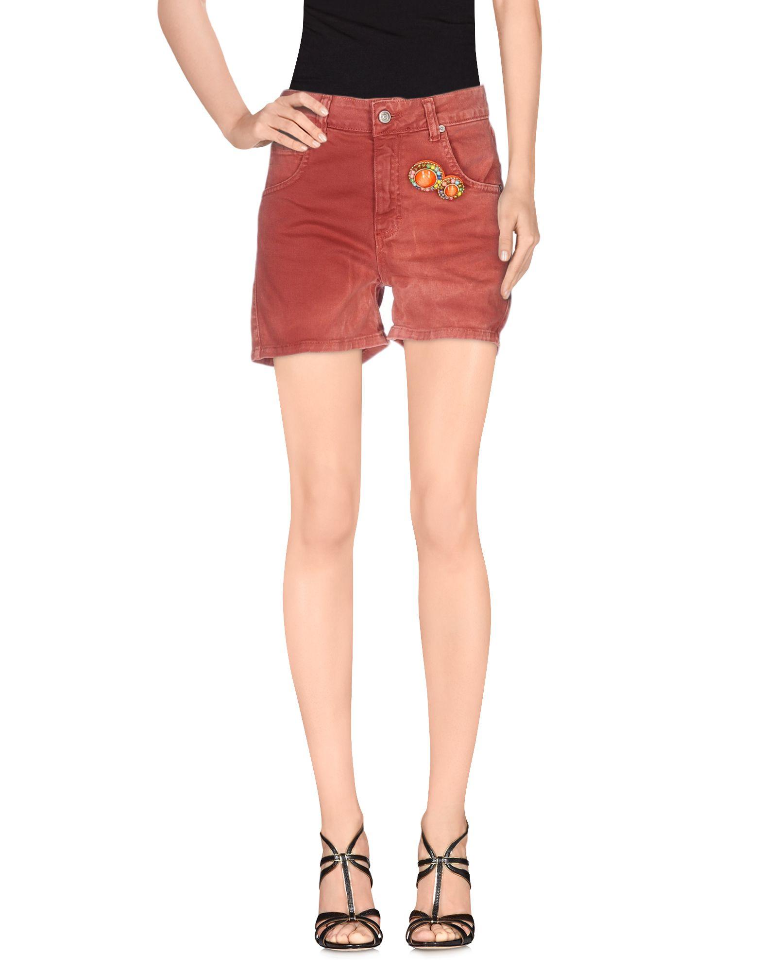 цены на SOUVENIR Джинсовые шорты в интернет-магазинах
