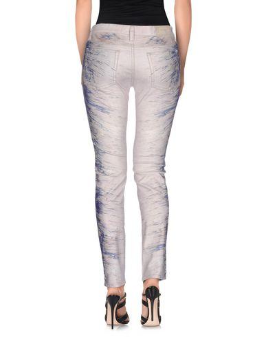 Фото 2 - Джинсовые брюки от IRO.JEANS светло-розового цвета