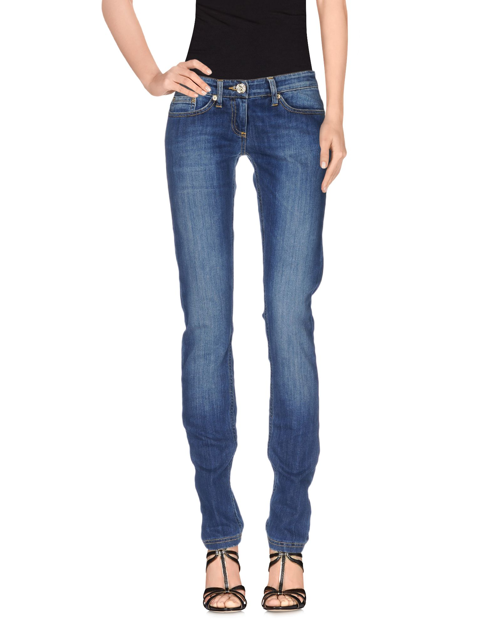 ELISABETTA FRANCHI JEANS for CELYN B. Джинсовые брюки
