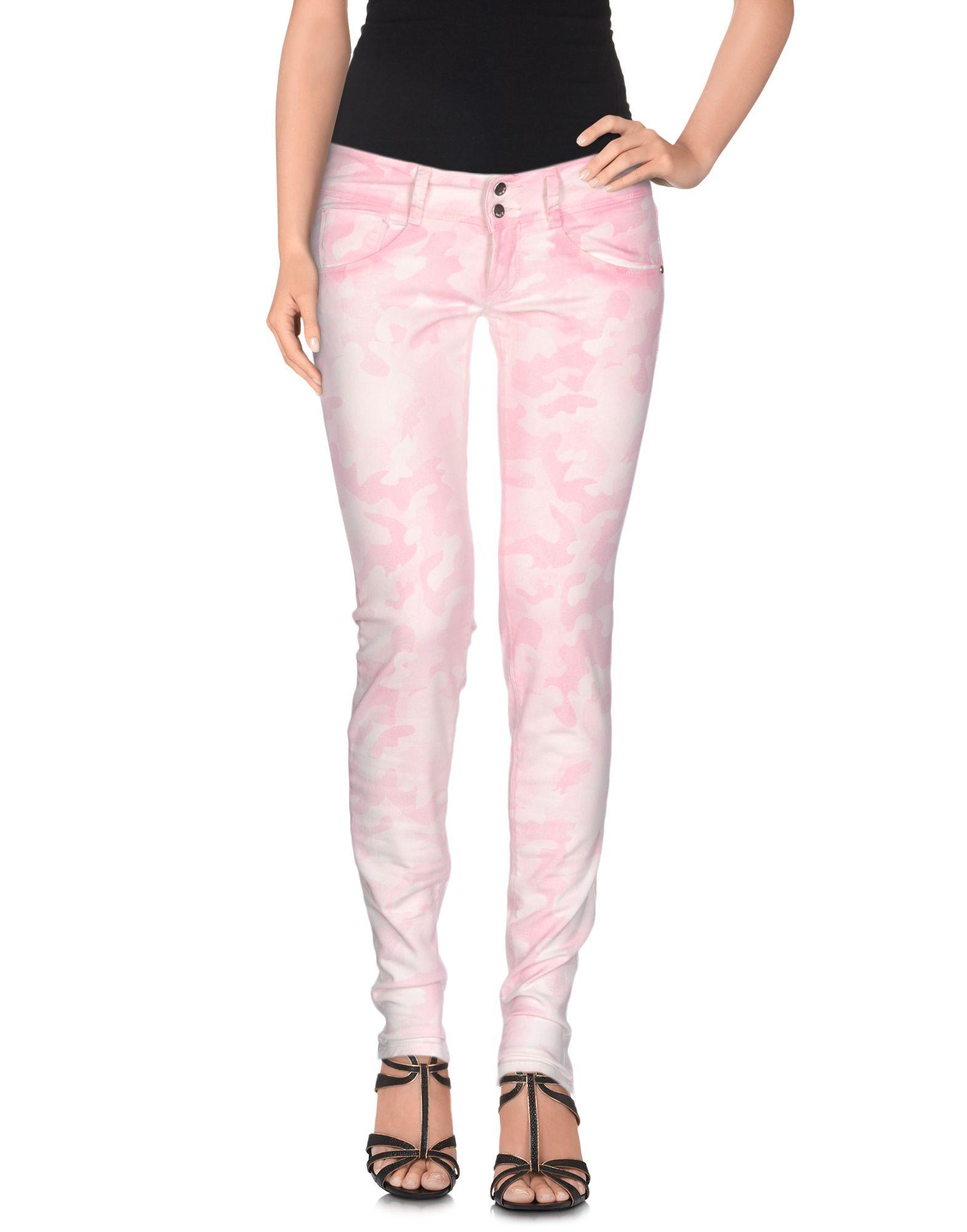 MET Damen Jeanshose5 rosa