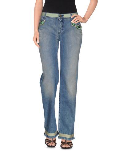 Foto BLUMARINE Pantaloni jeans donna