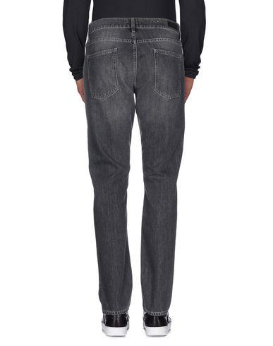 Фото 2 - Джинсовые брюки от NN07 серого цвета