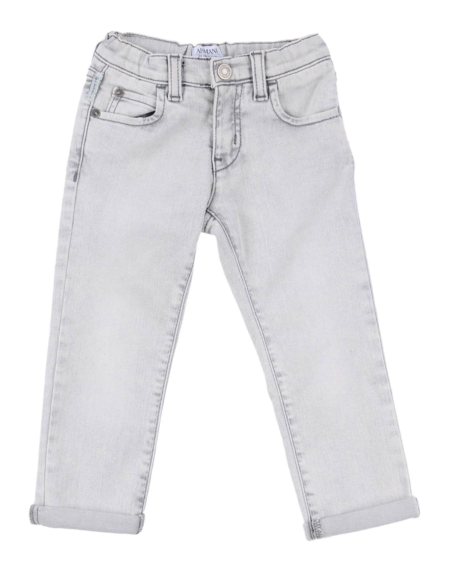 ARMANI JUNIOR Джинсовые брюки брюки armani junior armani junior ar038ebzzo00