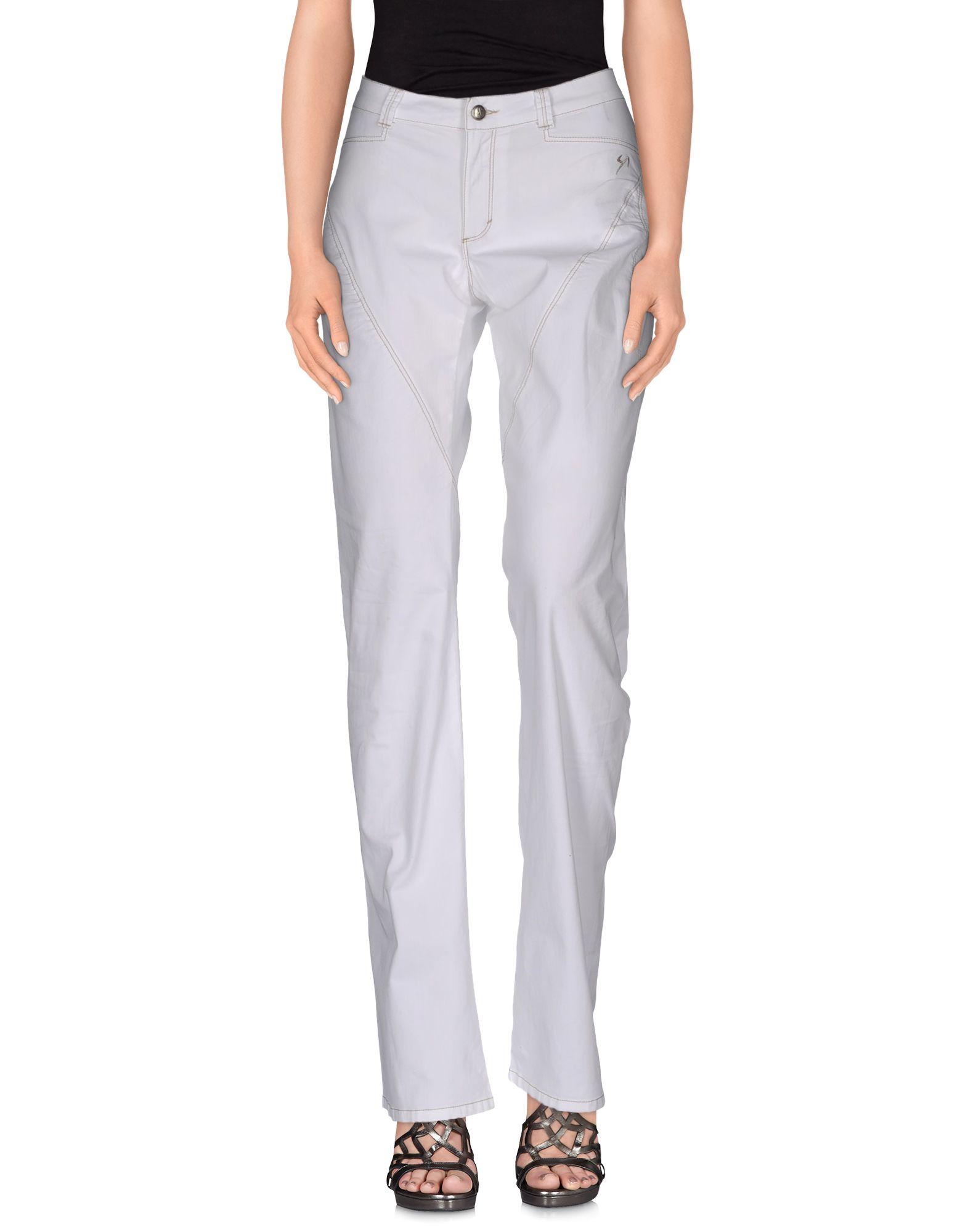 Джинсовые брюки 9.2 BY CARLO CHIONNA thumbnail