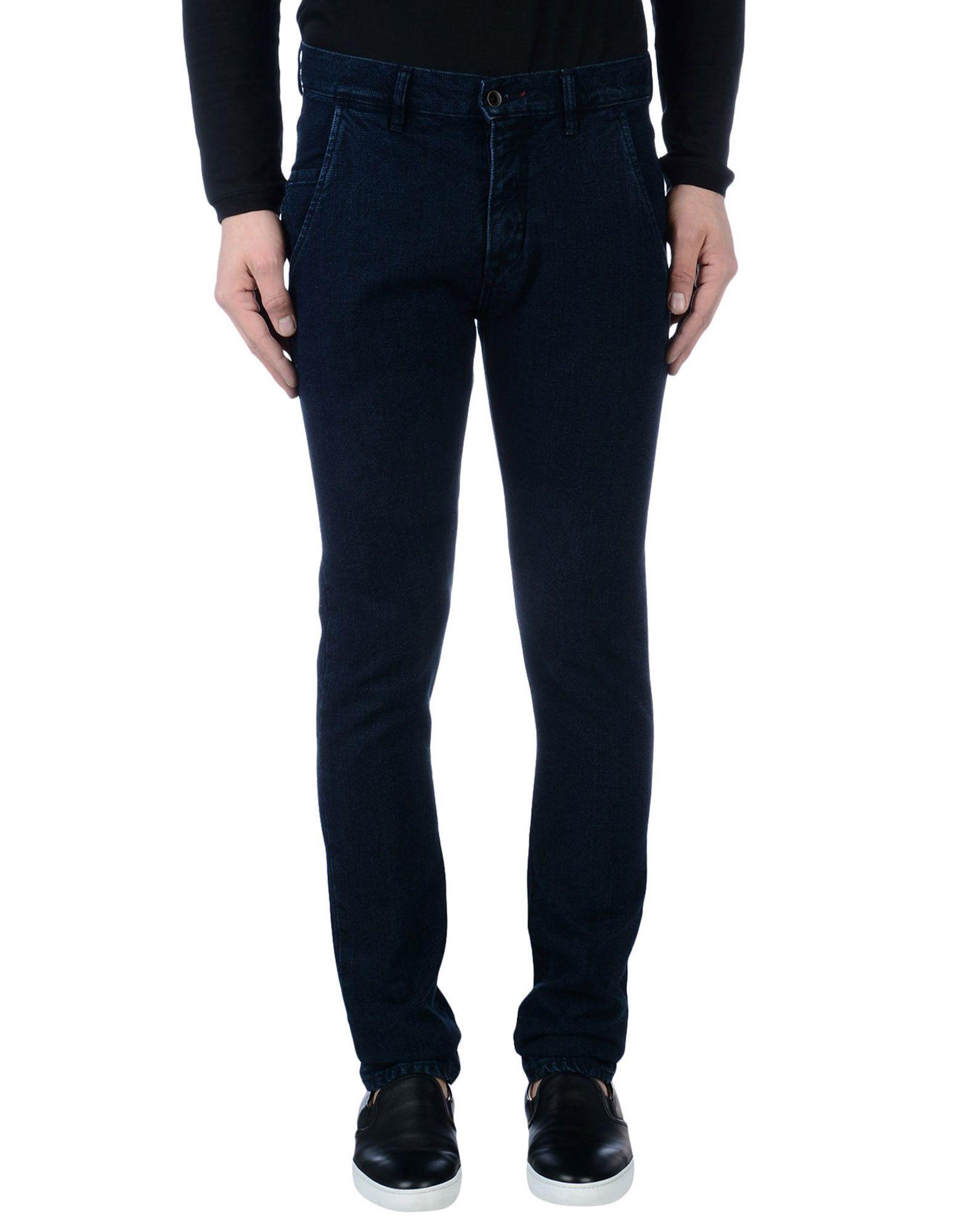 RALEIGH Denim Pants in Blue