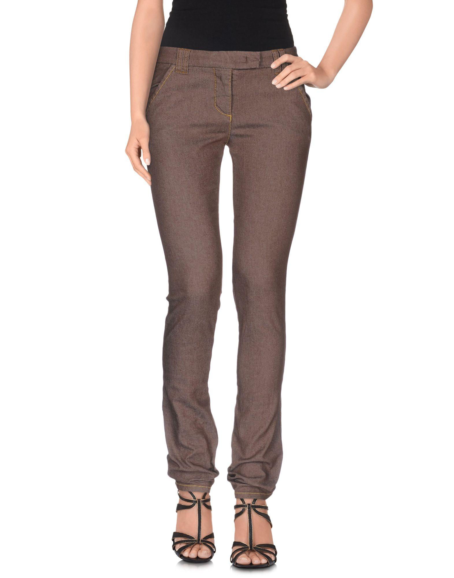 цены на E-GÓ Джинсовые брюки  в интернет-магазинах
