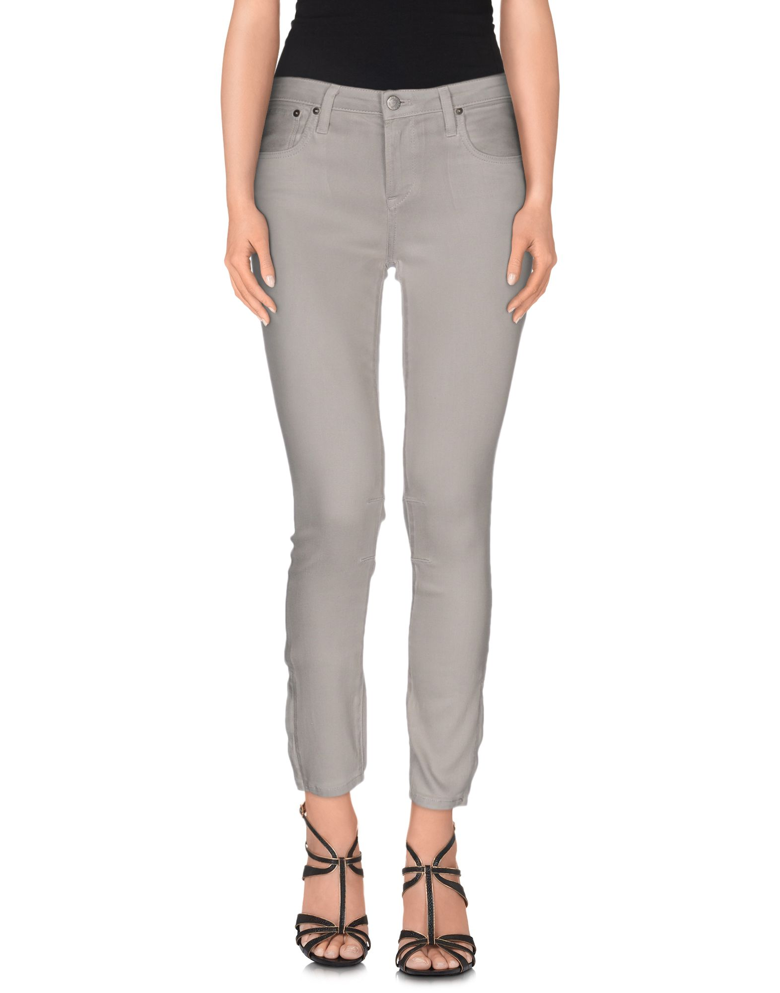 HELMUT HELMUT LANG Denim Pants in Light Grey