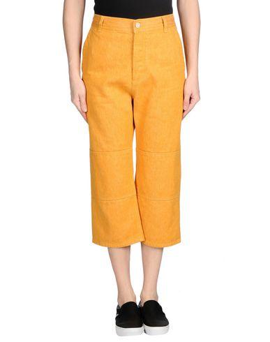 Джинсовые брюки-капри ACNE STUDIOS 42498741XV