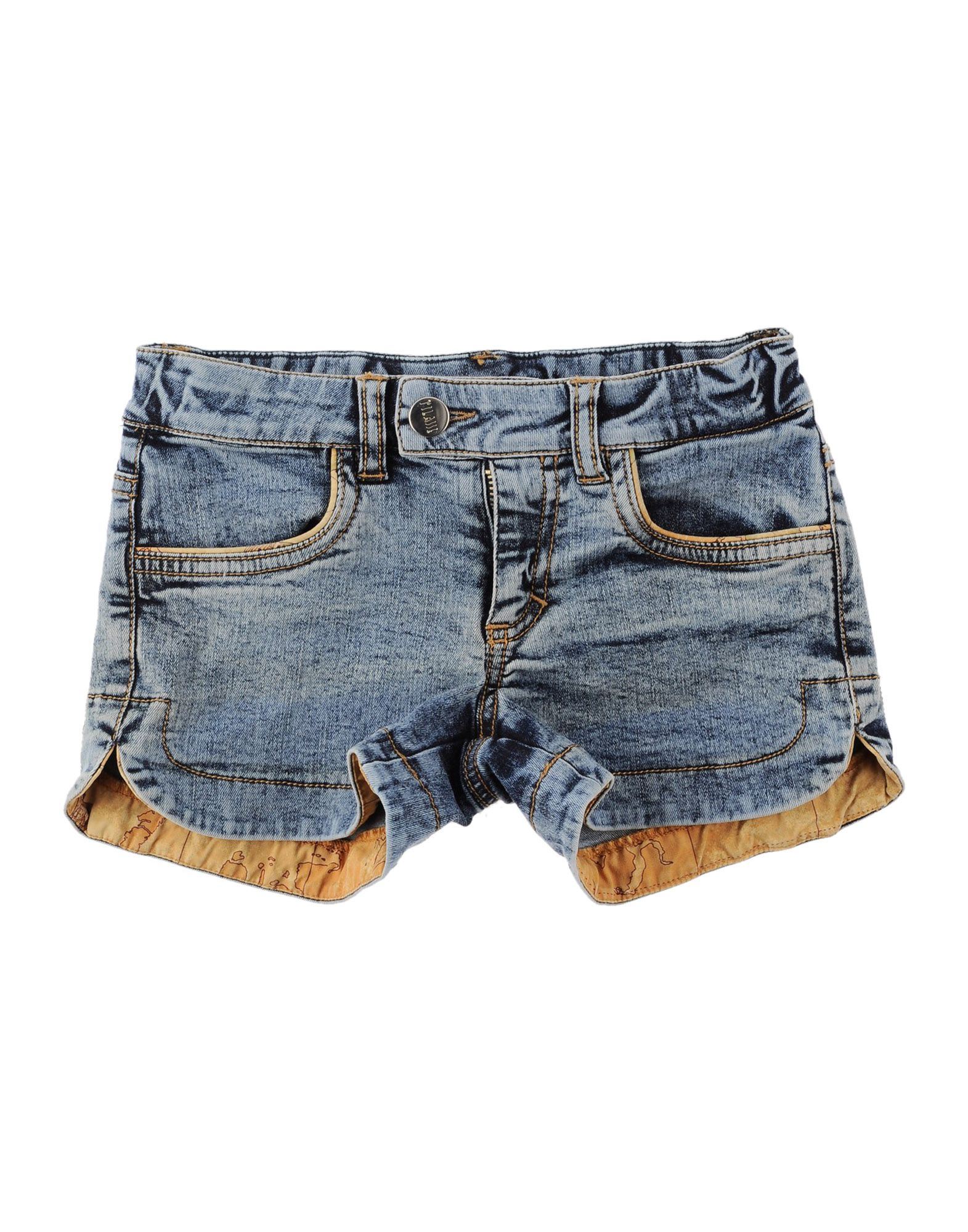 DONNAVVENTURA by ALVIERO MARTINI 1a CLASSE Denim shorts