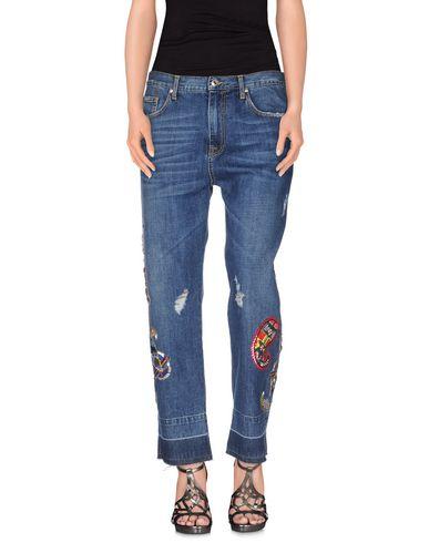 Джинсовые брюки MSGM 42498978KO