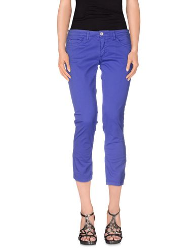 Джинсовые брюки-капри от 40WEFT