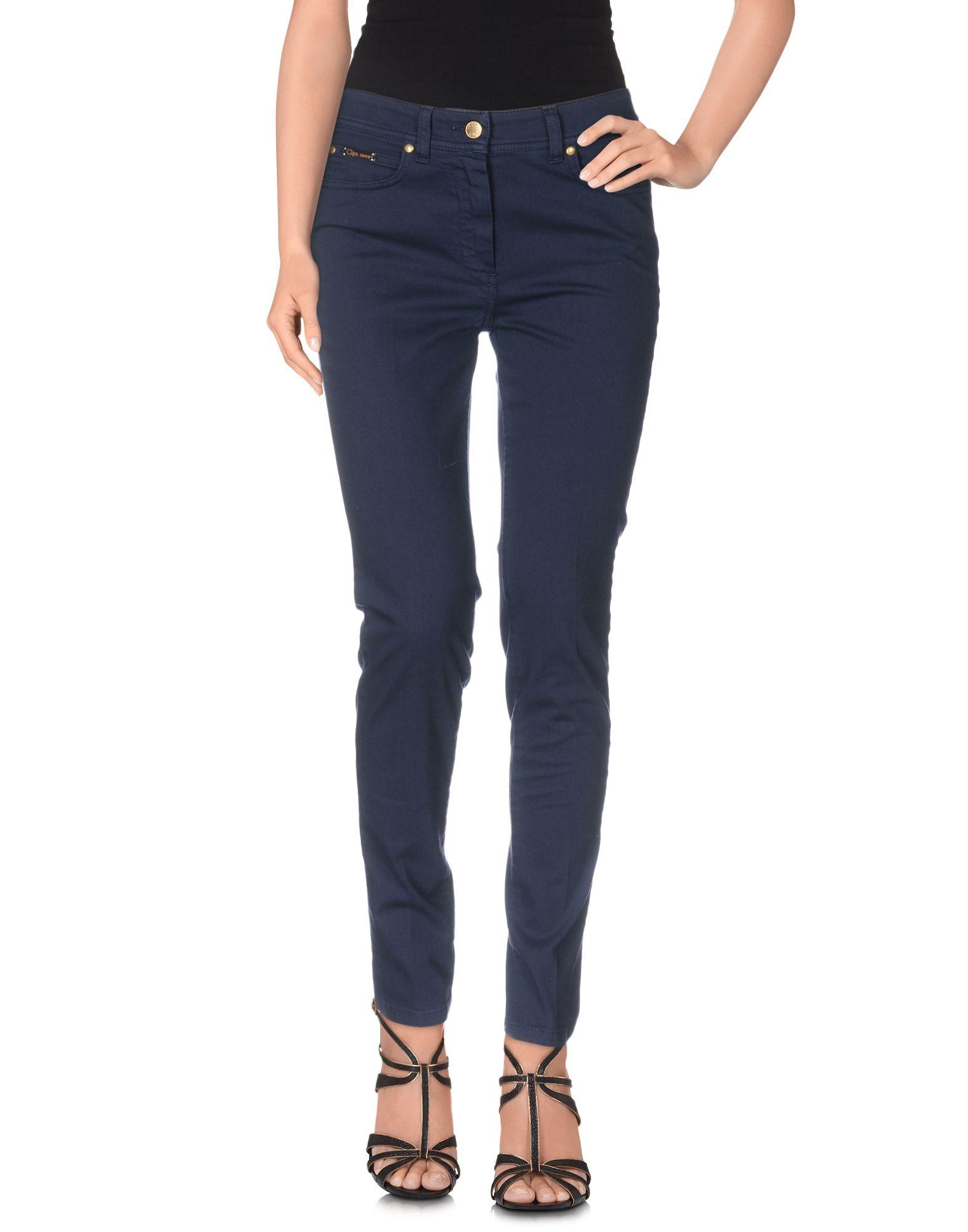 CLIPS MORE Джинсовые брюки dismero джинсовые брюки