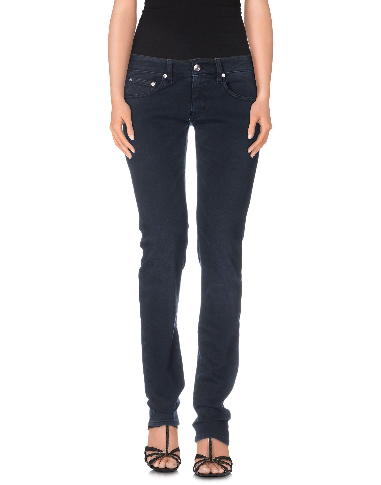 GF FERRE' Джинсовые брюки брюки gf ferre брюки широкие