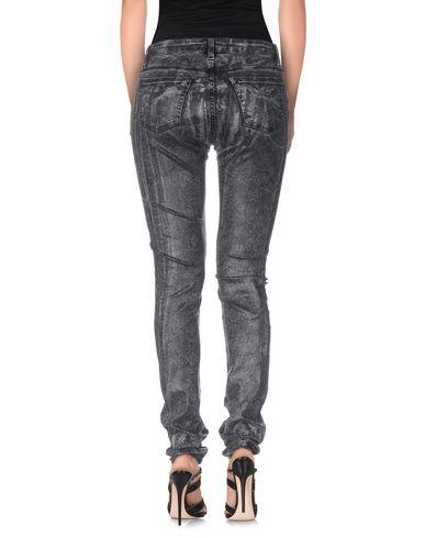 Фото 2 - Джинсовые брюки от BROCKENBOW свинцово-серого цвета