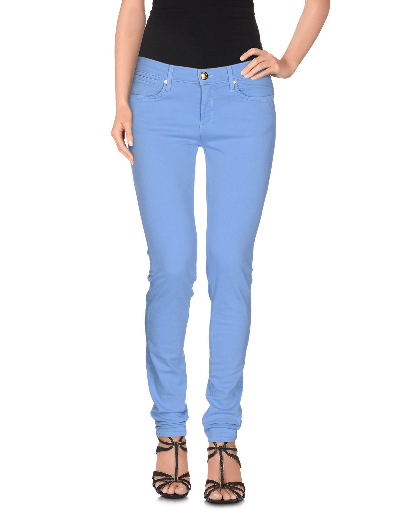 где купить JUICY COUTURE Джинсовые брюки по лучшей цене
