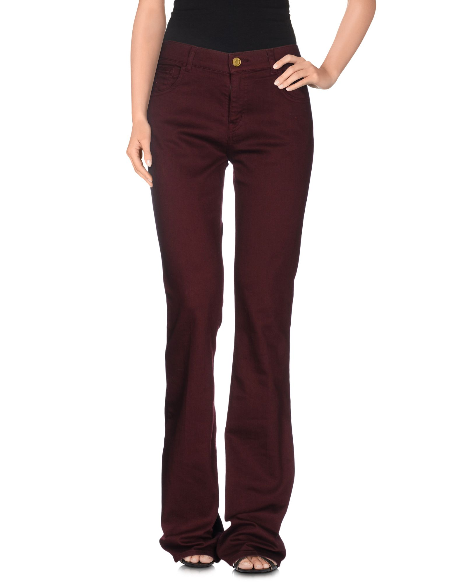 где купить  ESSENTIEL Джинсовые брюки  по лучшей цене