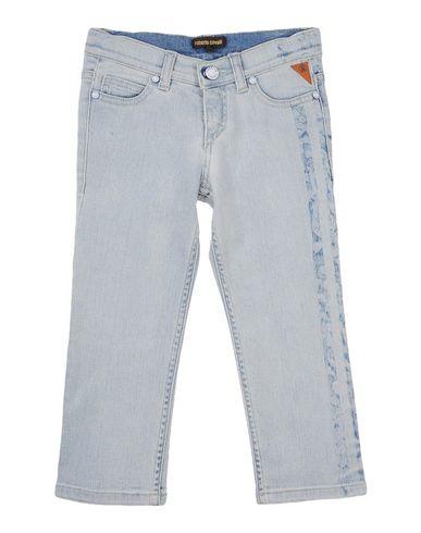 Джинсовые брюки ROBERTO CAVALLI 42501090QR