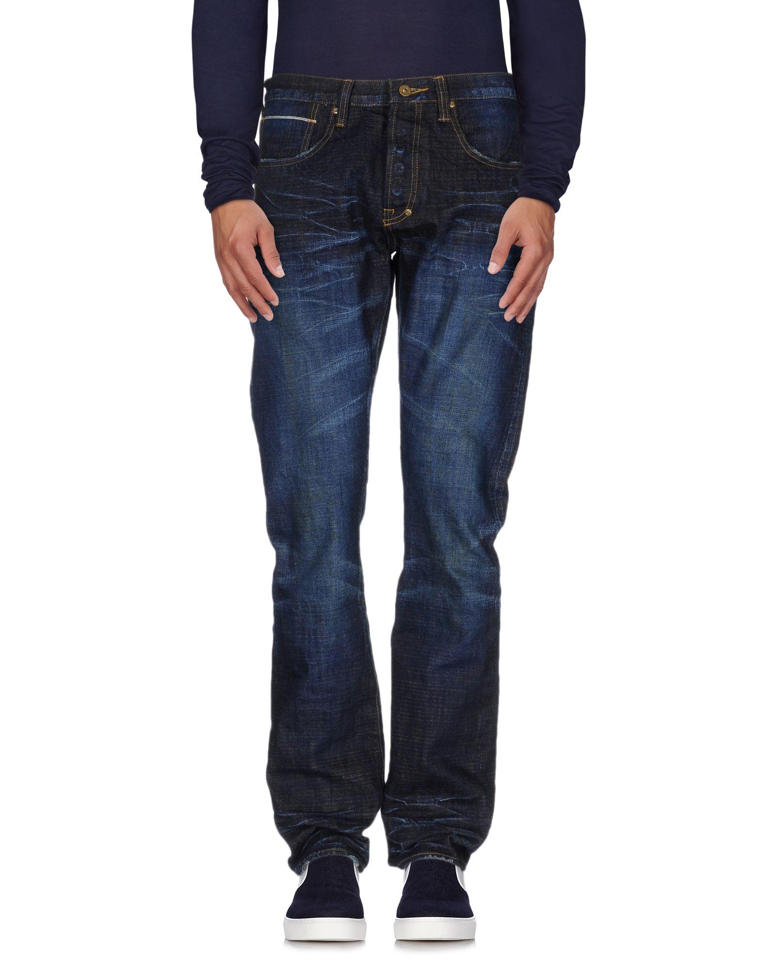 PRPS Джинсовые брюки джинсы мужские prps goods