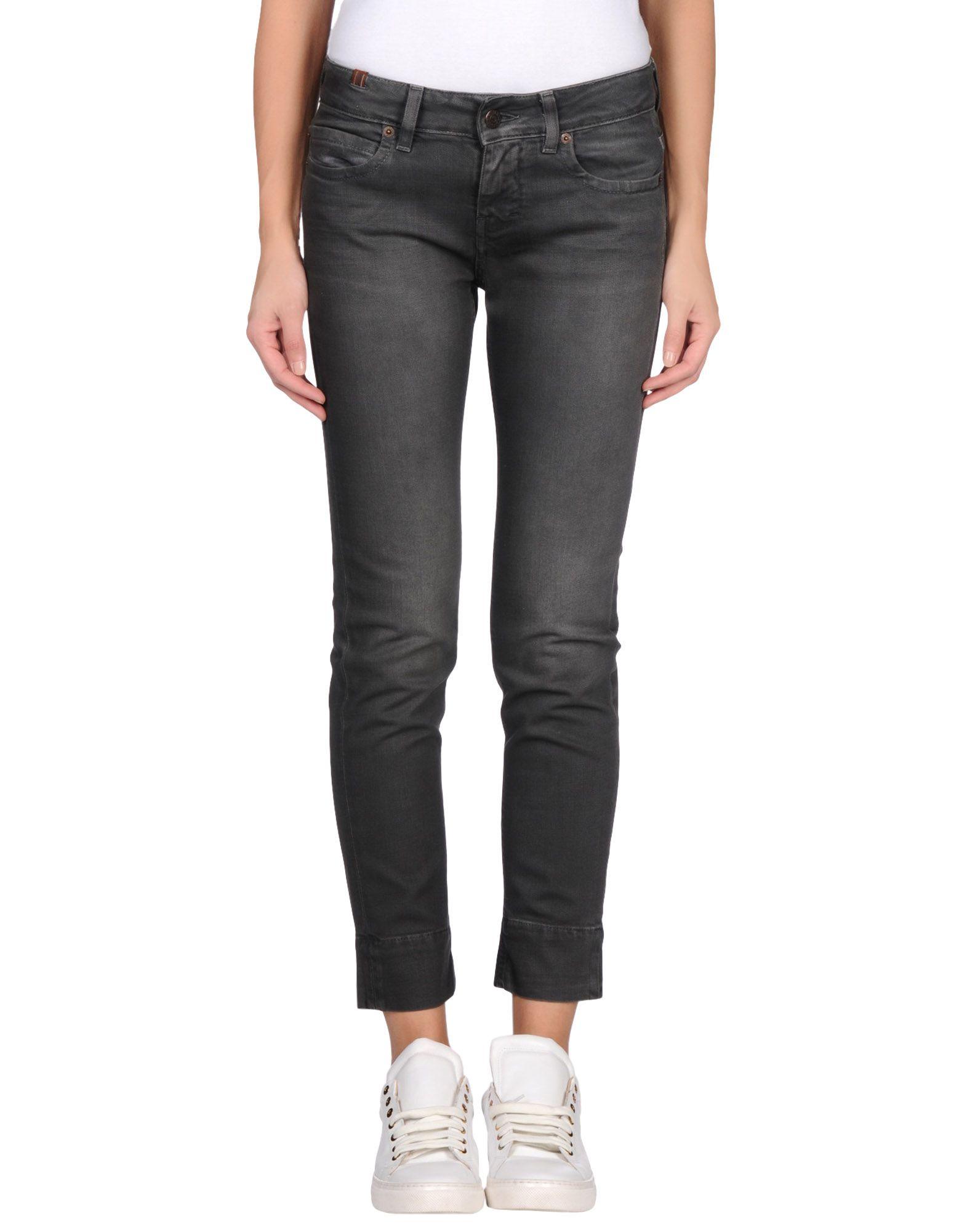 NOTIFY Джинсовые брюки-капри цена 2017