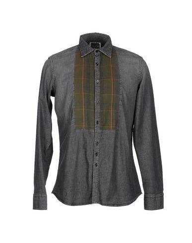 Джинсовая рубашка AGLINI 42504001MN