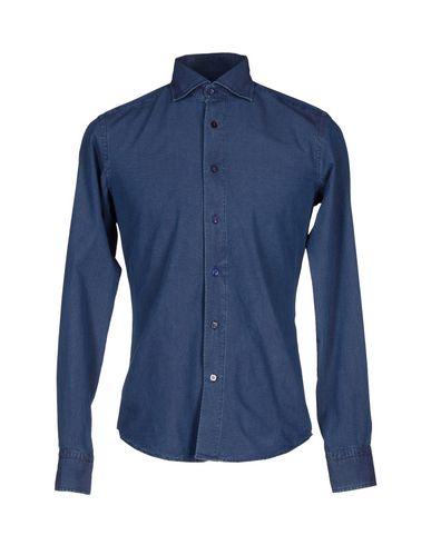 Джинсовая рубашка от ALTEMFLOWER