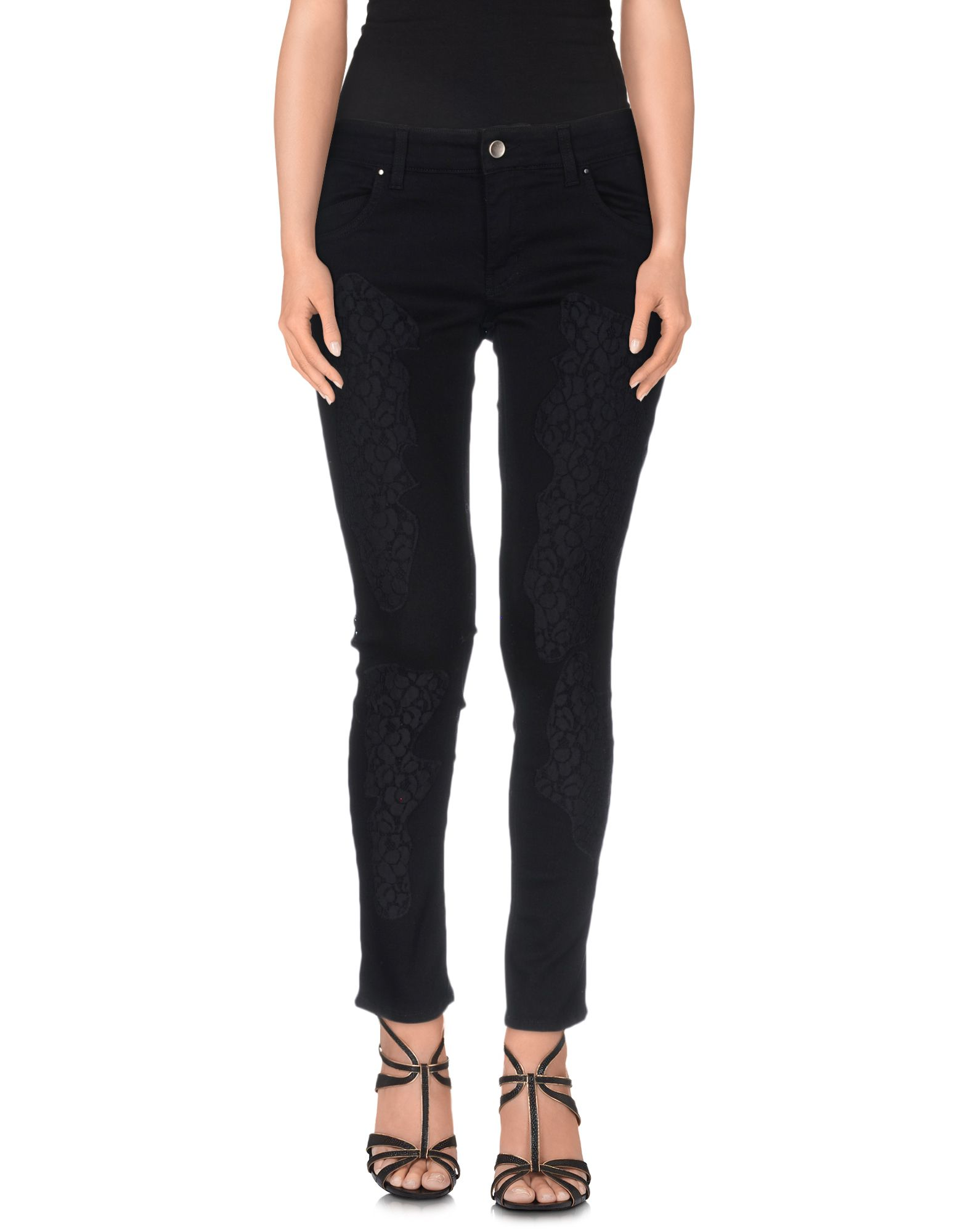 SLY010 Джинсовые брюки