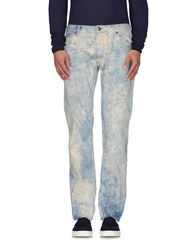 Джинсовые брюки ROBERTO CAVALLI 42505463CN