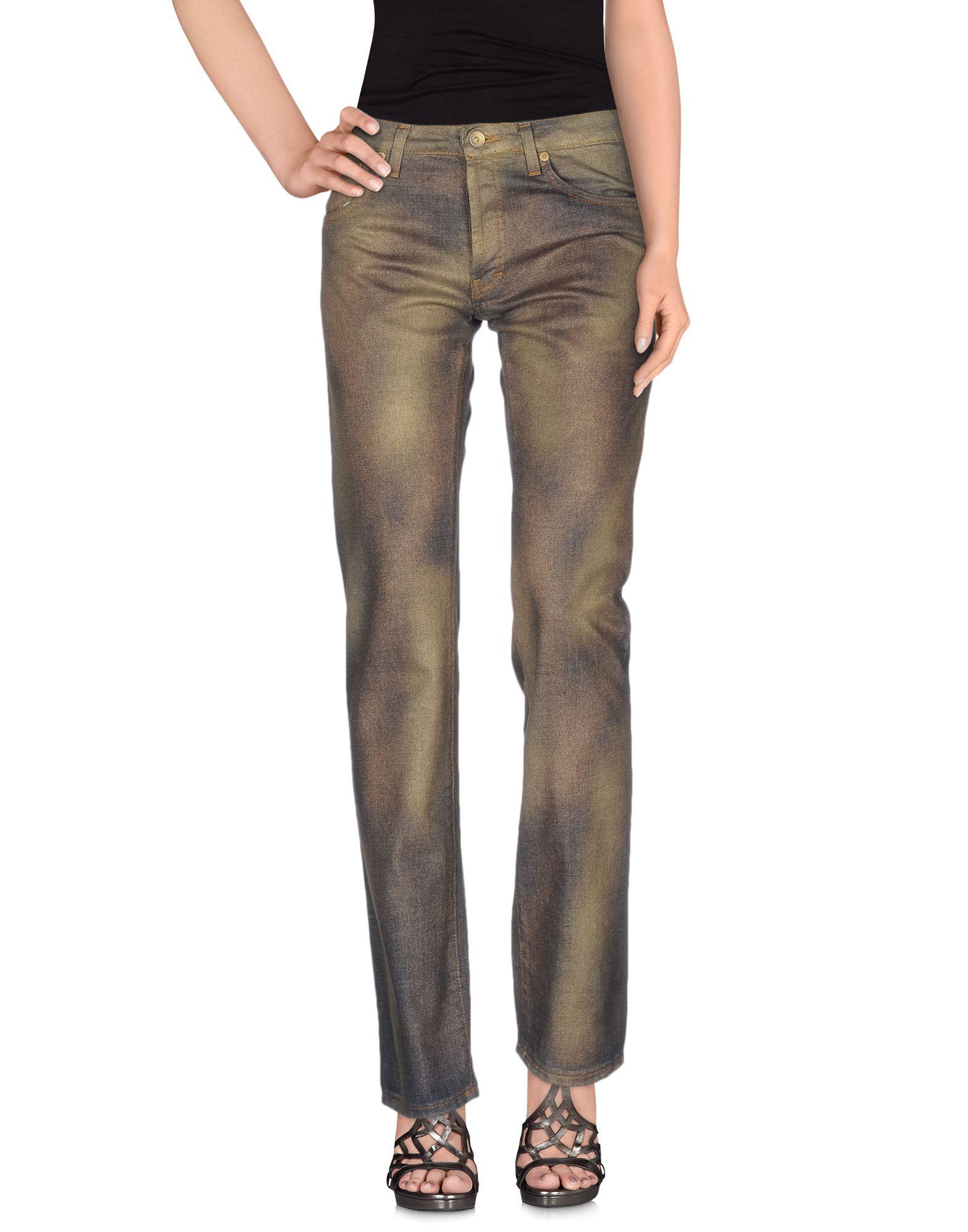DKNY JEANS Джинсовые брюки dkny jeans w15100914126