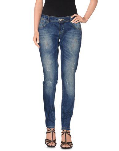 Foto LES ÉCLAIRES Pantaloni jeans donna