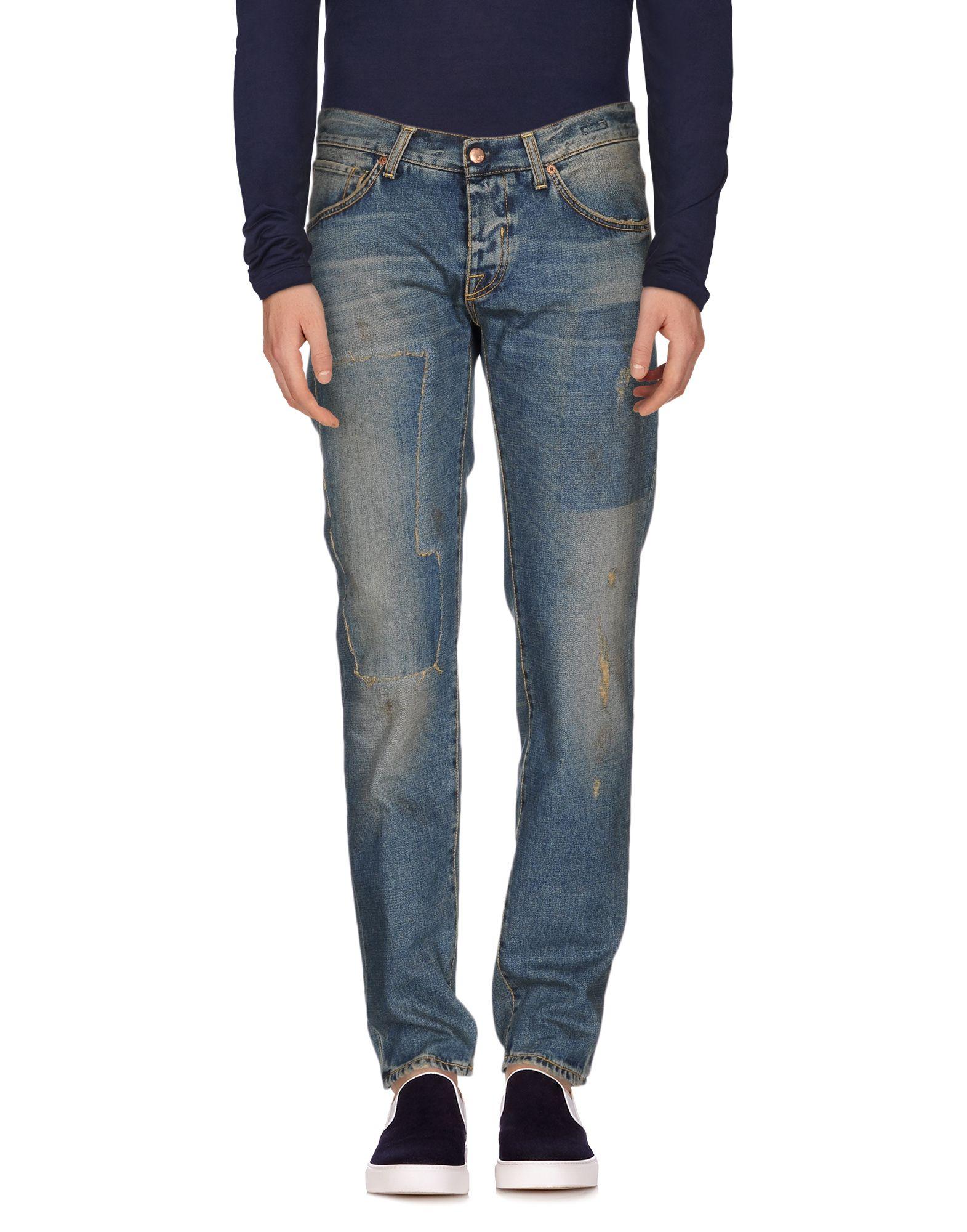 Фотография 2W2M Джинсовые брюки