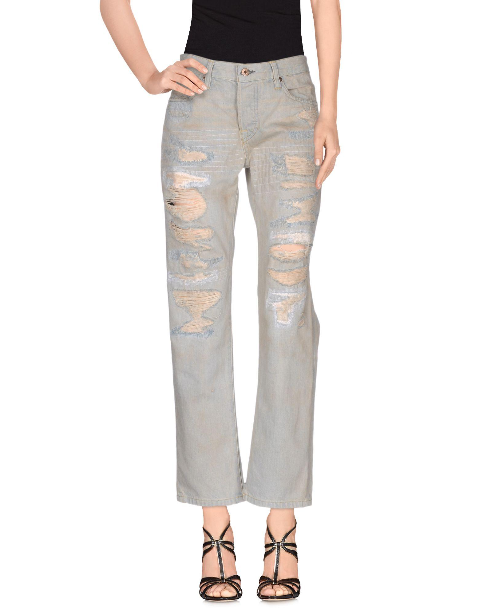 где купить  NSF Джинсовые брюки  по лучшей цене