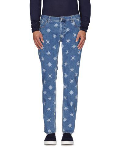 Джинсовые брюки LOVE MOSCHINO 42506553GO