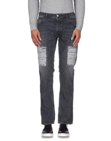 Джинсовые брюки LOVE MOSCHINO 42506573KM