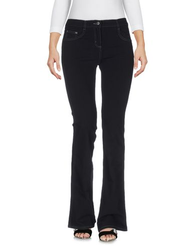 Фото - Джинсовые брюки от LEGZ черного цвета