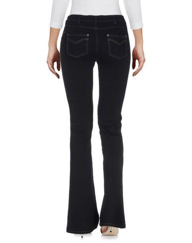 Фото 2 - Джинсовые брюки от LEGZ черного цвета