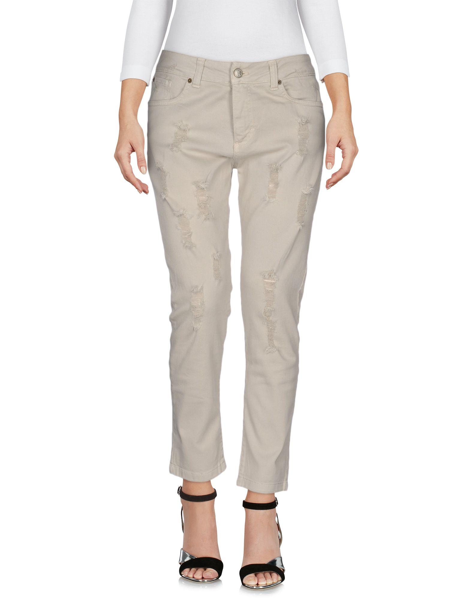 ANIYE BY Джинсовые брюки dismero джинсовые брюки