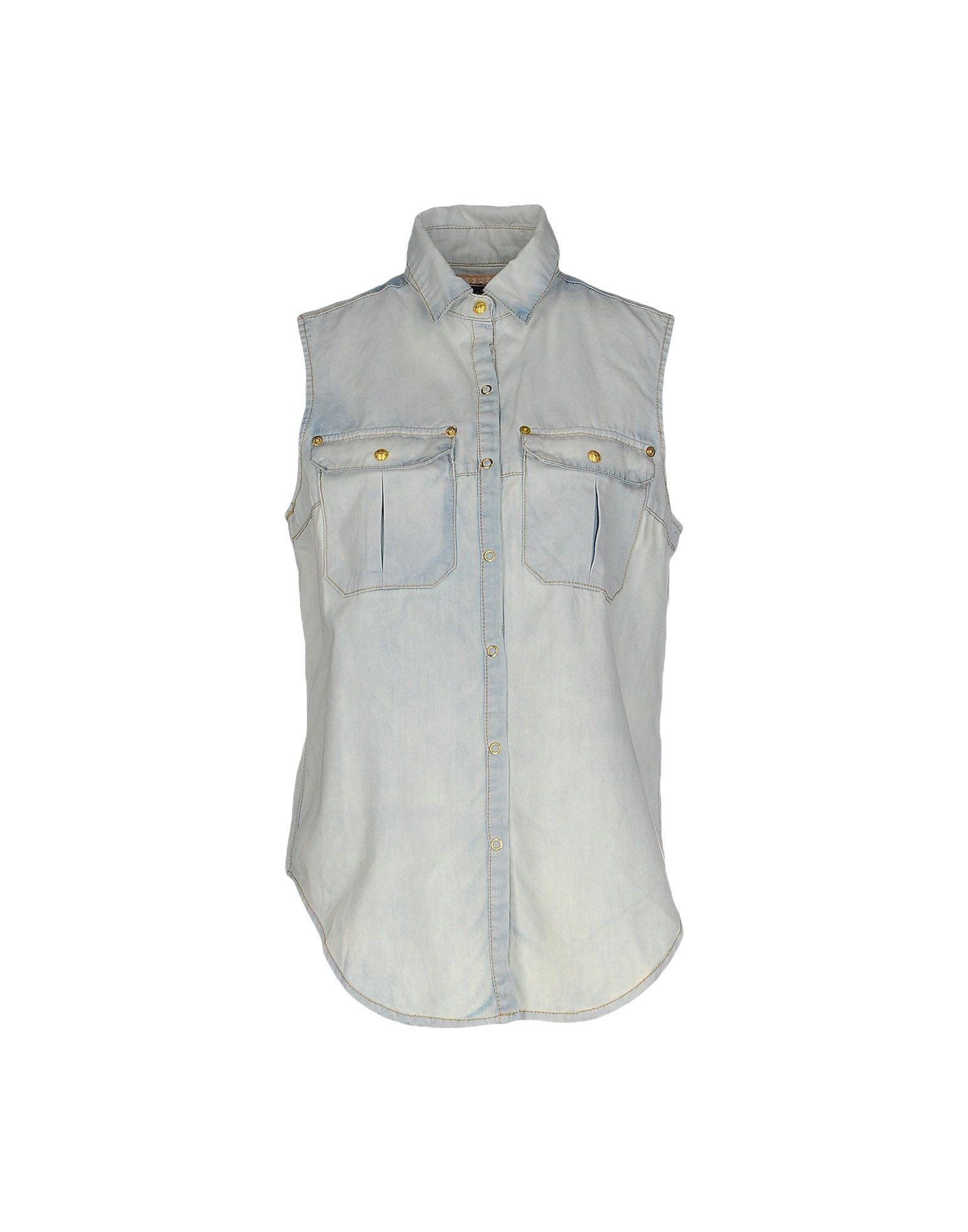 KSUBI Джинсовая рубашка цена 2017